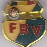 Insigna FRV Fedearatia Romana de Volei