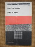 Vasili Grossman - Panta Rhei (Humanitas)