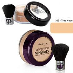 Fond de ten pulbere minerală (fără pensulă) Rimmel - 303 True Nude TESTER