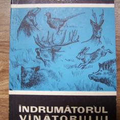 INDRUMATORUL VANATORULUI - V. COTTA (1966)