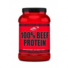 100%BEEF PROTEIN LA SUPER PRET - Concentrat proteic
