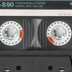 Castete audio inregistrate Sony muzica pop anii 80 - Muzica soundtrack Altele, Casete audio