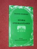 Istoria othomaniceasca -Ianache Vacarescu