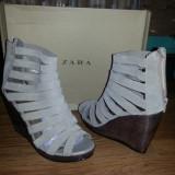 Mocazie!!! Sandale dama Zara