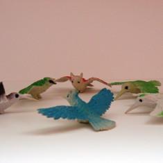 PASARELE VESELE - 6 BUC. FIGURINE PLASTIC PENTRU COPII - COPII VARSTA 4+ - Figurina Animale