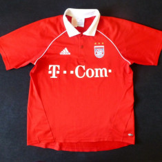 Tricou Adidas FC BAYERN MUNCHEN Climacool; marime M: 53 cm bust, 56 cm lungime - Tricou barbati Adidas, Marime: M, Culoare: Din imagine, Maneca scurta