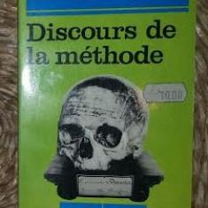Descartes Discours de la methode suivi des Meditations 1951 - Filosofie