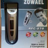 Masina de tuns Zowael RFC 270 - Aparat de Tuns