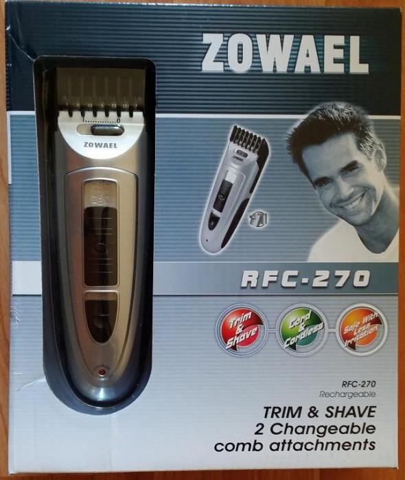 Masina de tuns Zowael RFC 270