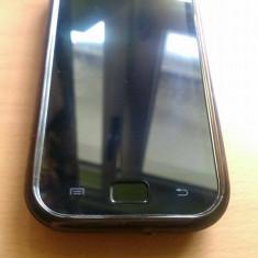 Samsung Galaxy S Plus - Telefon mobil Samsung Galaxy S Plus, Negru, 8GB, Neblocat