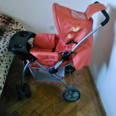 Obiecte pentru copii - Patut pliant bebelusi, 1-3 ani, 160X70cm, Negru
