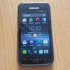 Vand Samsung Galaxy S i9000 - Telefon mobil Samsung Galaxy S, Negru, 8GB, Neblocat