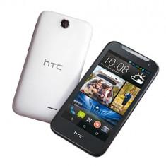 Vand Telefon mobil HTC Desire 310, White nou, in cutie, garantie 2 ani, pret: 600 lei. - Telefon HTC, Alb, Orange, Single SIM, 512 MB
