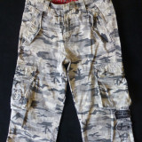 Pantaloni ¾ Respect Paintball (Death before Dishonor Paintball); marime S