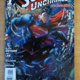 Superman Unchained #1 DC Comics - Reviste benzi desenate Altele