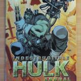Indestructible Hulk Annual #1 Marvel Comics - Reviste benzi desenate