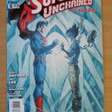 Superman Unchained #5 DC Comics - Reviste benzi desenate Altele