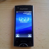 Sony Ericsson Xperia Ray OFERTA - Telefon mobil Sony Ericsson, Roz, 1GB, Neblocat, Dual core, 1 GB