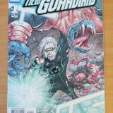 Green Lantern New Guardians Annual # 1 DC Comics - Reviste benzi desenate
