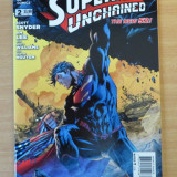Superman Unchained #2 DC Comics - Reviste benzi desenate Altele