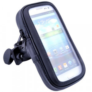 Suport bicicleta motocicleta impermeabil Samsung Galaxy S4 mini i9190 iphone 5