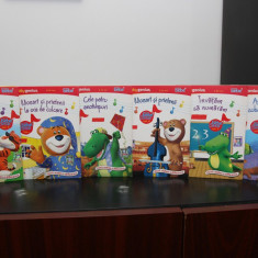 Baby Genius - Super Bebe Colectie 6 DVD - pentru copii intre 0 - 36 luni