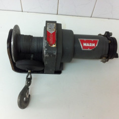 Troliu ATV Marca UW 1000 suporta 450 kg - Troliu Auto