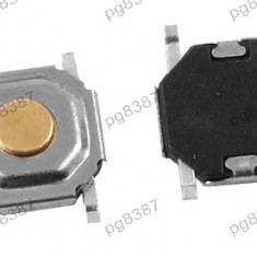 Push buton 5x5mm, inaltime 1, 4mm, SMT - 124209