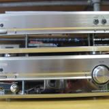 Amplificator si tuner format mini Denon PMA-201SA / TU-201SA - Amplificator audio Denon, 41-80W