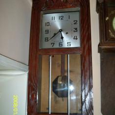 Ceas pendula Franta perfect functional anii 50-60