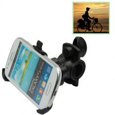 Suport bicicleta motocicleta Samsung Galaxy S3 Mini i8190 + folie ecran - Suport telefon bicicleta