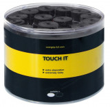 "Overgrip Kirschbaum ""Touch it"" 0.5 mm negru/alb"