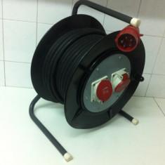 Prelungitor industrial 380V de 35 m - Cablu si prelungitor