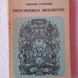 DESCRIEREA MOLDOVEI - DIMITRIE CANTEMIR - Istorie