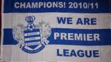 Steag fotbal QUEENS PARK RANGERS (Anglia), De club