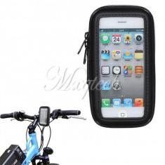Suport bicicleta motocicleta impermeabil Waterproof IPHONE 5 5S 5C - Suport telefon bicicleta