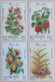 ST.VINCENT 1985 - PLANTE 4 VALORI, NEOBLITERATE - E1952