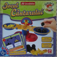 Joc Sa invatam Jocul Cantarului - Jocuri Logica si inteligenta