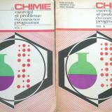 EXERCITII SI PROBLEME CU CARACTER PROGRAMAT - Elena Magearu, Argentina Petru, Vasile Magearu (2 volume) - Carte Chimie
