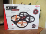 Drona Quadcopter elicopter 6 axe Sky King  cu patru elice si telecomanda