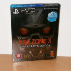 Joc PS3 - Killzone 3 Collector's Edition , steelbook , pentru colectionari