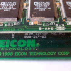 Eicon Technology - Diva Server Pri ISDN PCI - 800 217 02