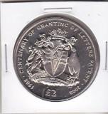 Bnk mnd British Antarctic Territory 2 pounds 2008 unc, Australia si Oceania