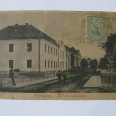 C.P.PETROZSENY(PETROSANI) 1918 CIRCULATA 1921