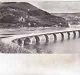 Bnk cp Valea Bistritei -Peisaj din partea superioara a lacului de acumulare - circulata