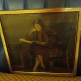 TABLOU pe panza Herman Vedel - Pictor roman