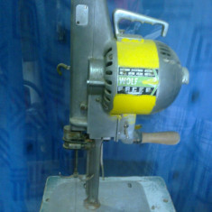 Masina de taiat textile Culis made in Germania 220v 3000R/m