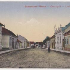Orastie (Alba), Vedere, necirculata, 1916