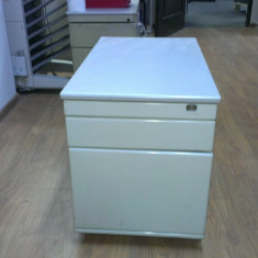 Dulapuri mici, cu sertare si role
