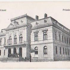 Falticeni (Suceava), Primaria, circulata la Botosani, francata, 1926 - Carte Postala Moldova dupa 1918